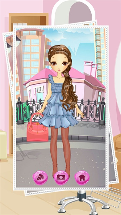 点击获取Fashion Girl Beauty Power Star Teen Celebrity Dress Up Style