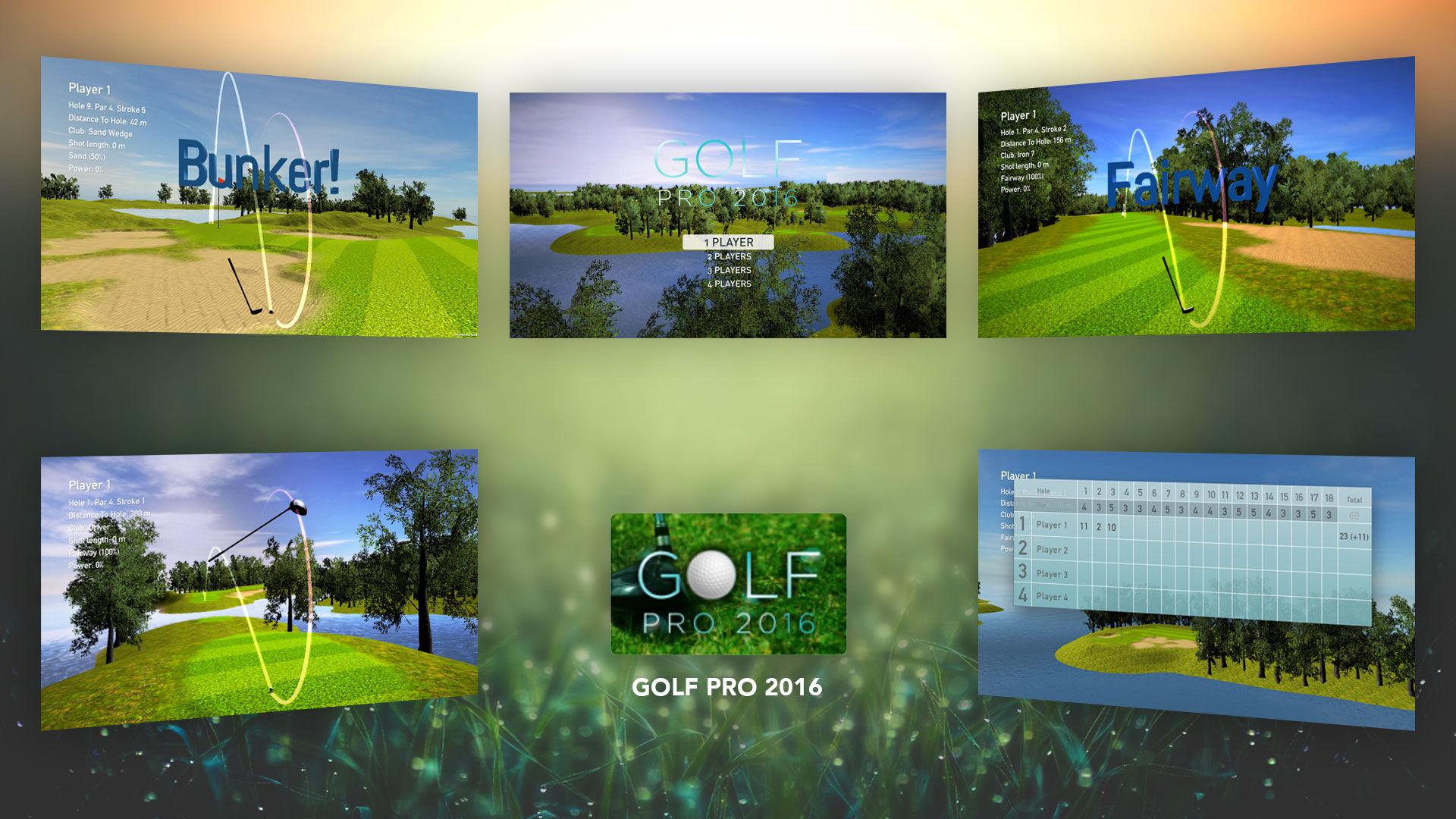 Sports Island — Golf Bowling Tennis Pool screenshot 3