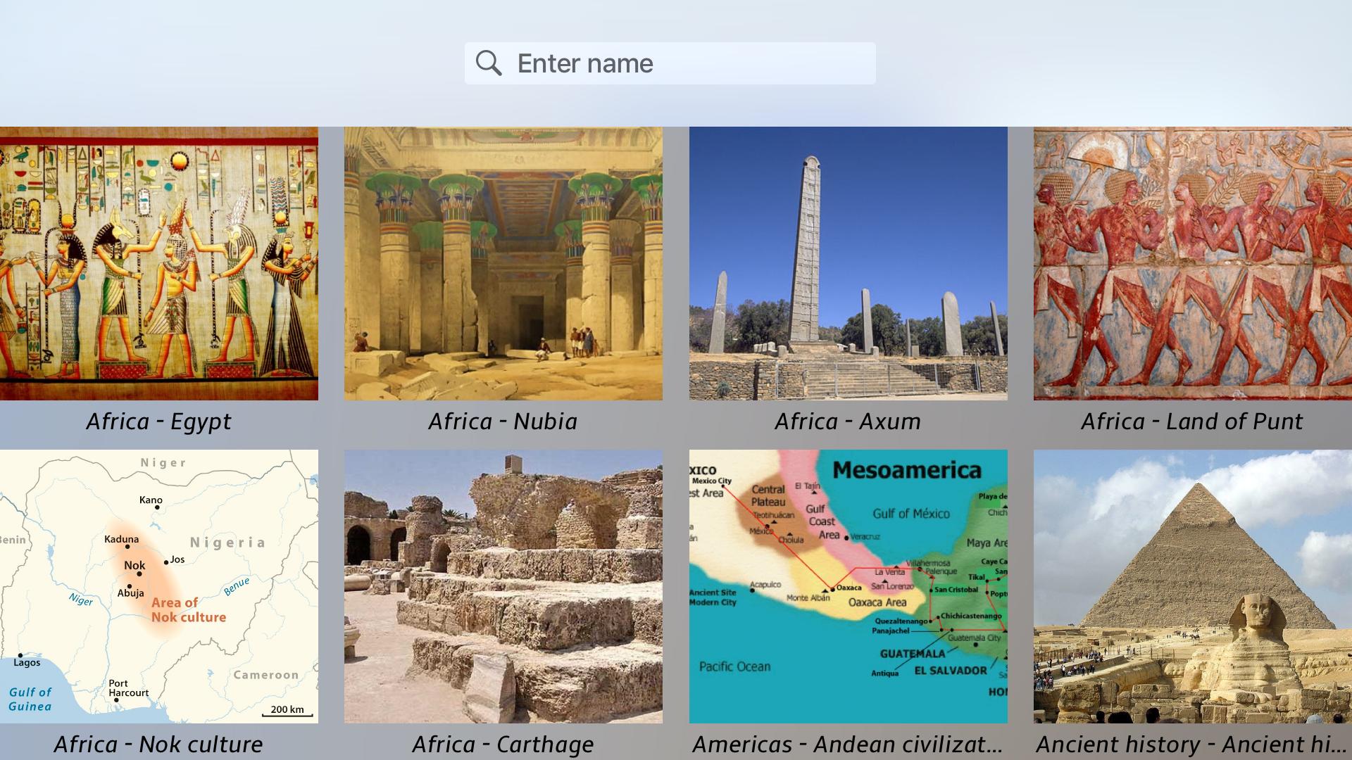 Ancient History Guide! screenshot 13