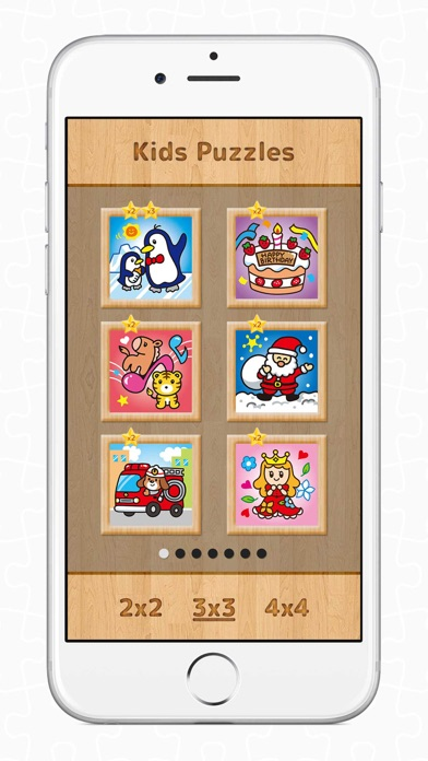 Kids Puzzles -Children's Jigsaw Puzzles- screenshot two