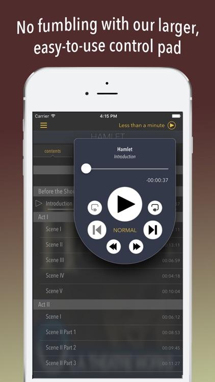 Hamlet (by William Shakespeare) [audio+text] screenshot-3
