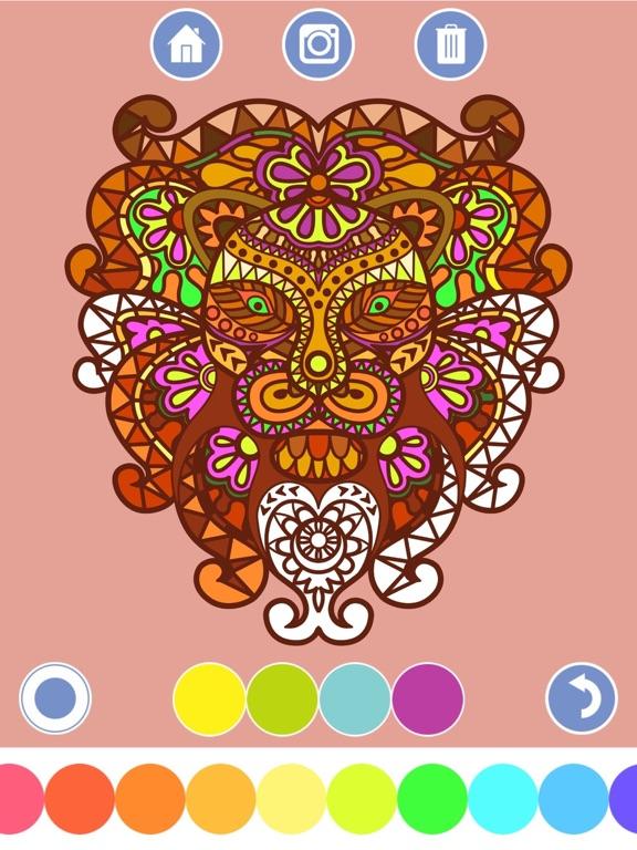 Screenshot 3 For My Coloring Book