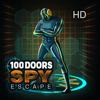 Ken WK Inc - 100 Doors Spy Escape HD artwork