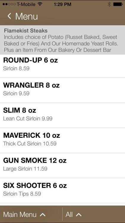 Western Sizzlin Dalt./Ooltewah screenshot-4