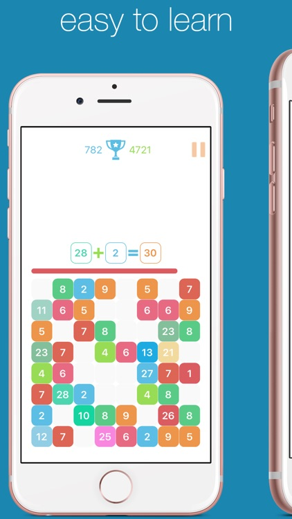 One Plus One - Pure Math Puzzle (Addition, Subtraction, Multiplication and Division)