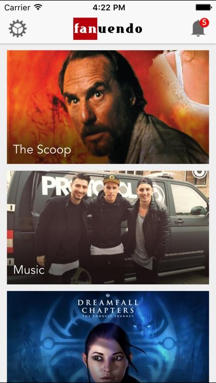 Fanuendo Hollywood News & Celebrity Gossip Tracker