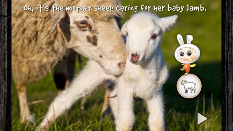 Oink! Learn Farm Animal Sound: Preschool Education