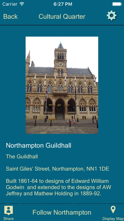 Follow Northampton