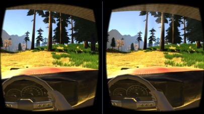 Off-Road Virtual Reality Game : VR Game For Google Cardboard screenshot two