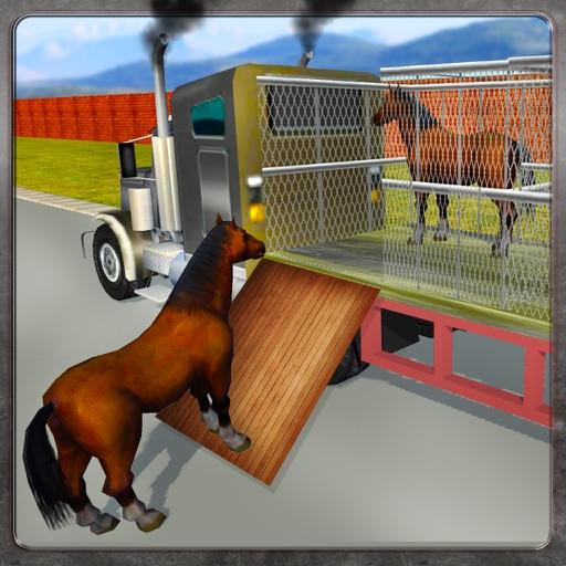 дикая лошадь Грузовик симулятор 2016