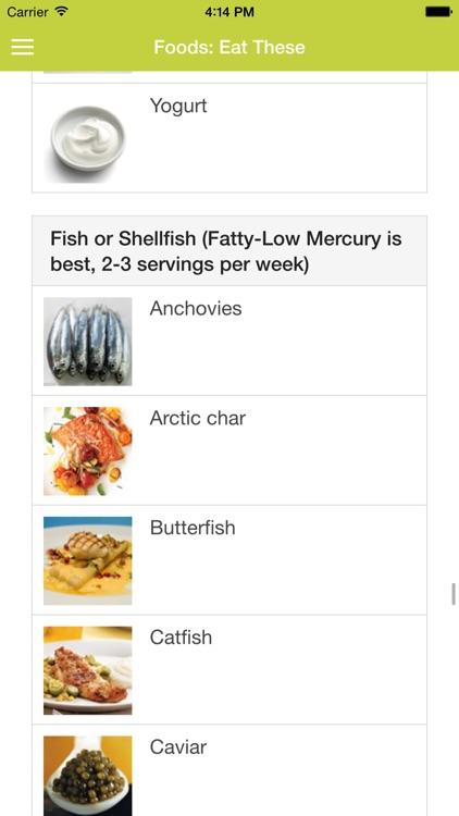 Mediterranean Diet Guide and Foods screenshot-4