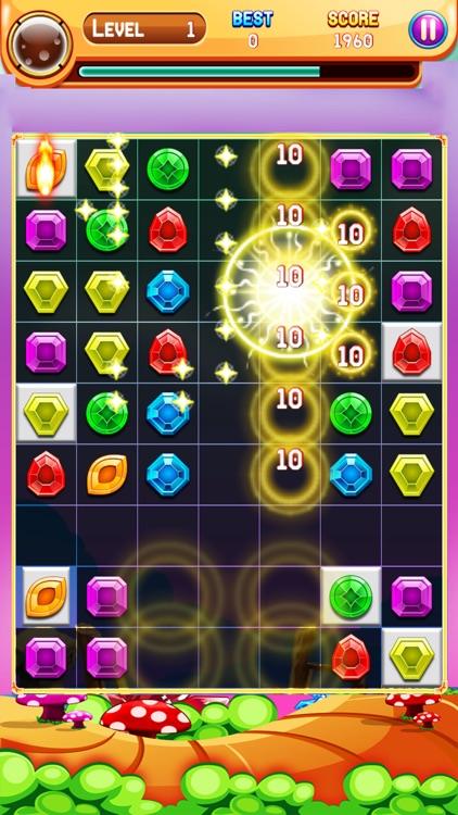 Jewels Legend : Jewel Advanture screenshot-4