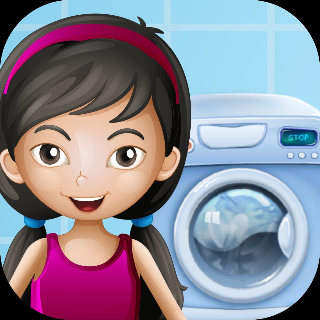Arya Washing Clothes Kids Game hack