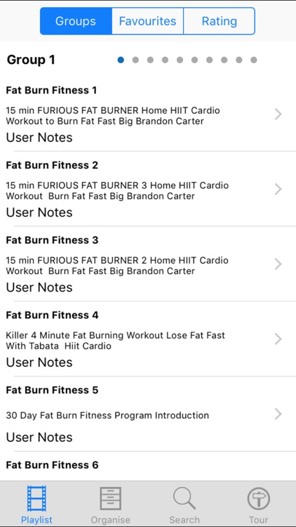 Fat Burning Fitness