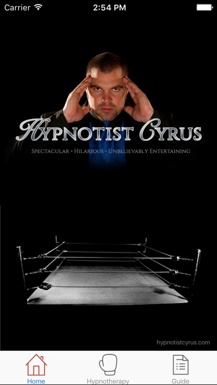 Hypnotist Cyrus - Fighting Enhancement Hypnotherapy