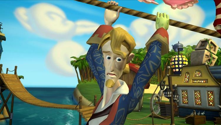 Monkey Island Tales 1 HD screenshot-4