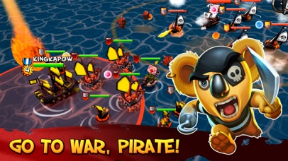 Top 10 Apps like Raft Wars Pirate Edition in 2019 for iPhone