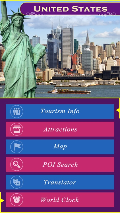United States Tourist Guide