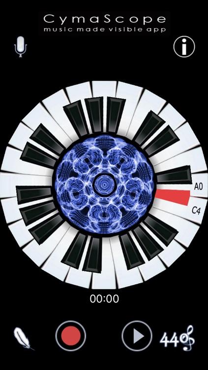 CymaScope - Music Made Visible