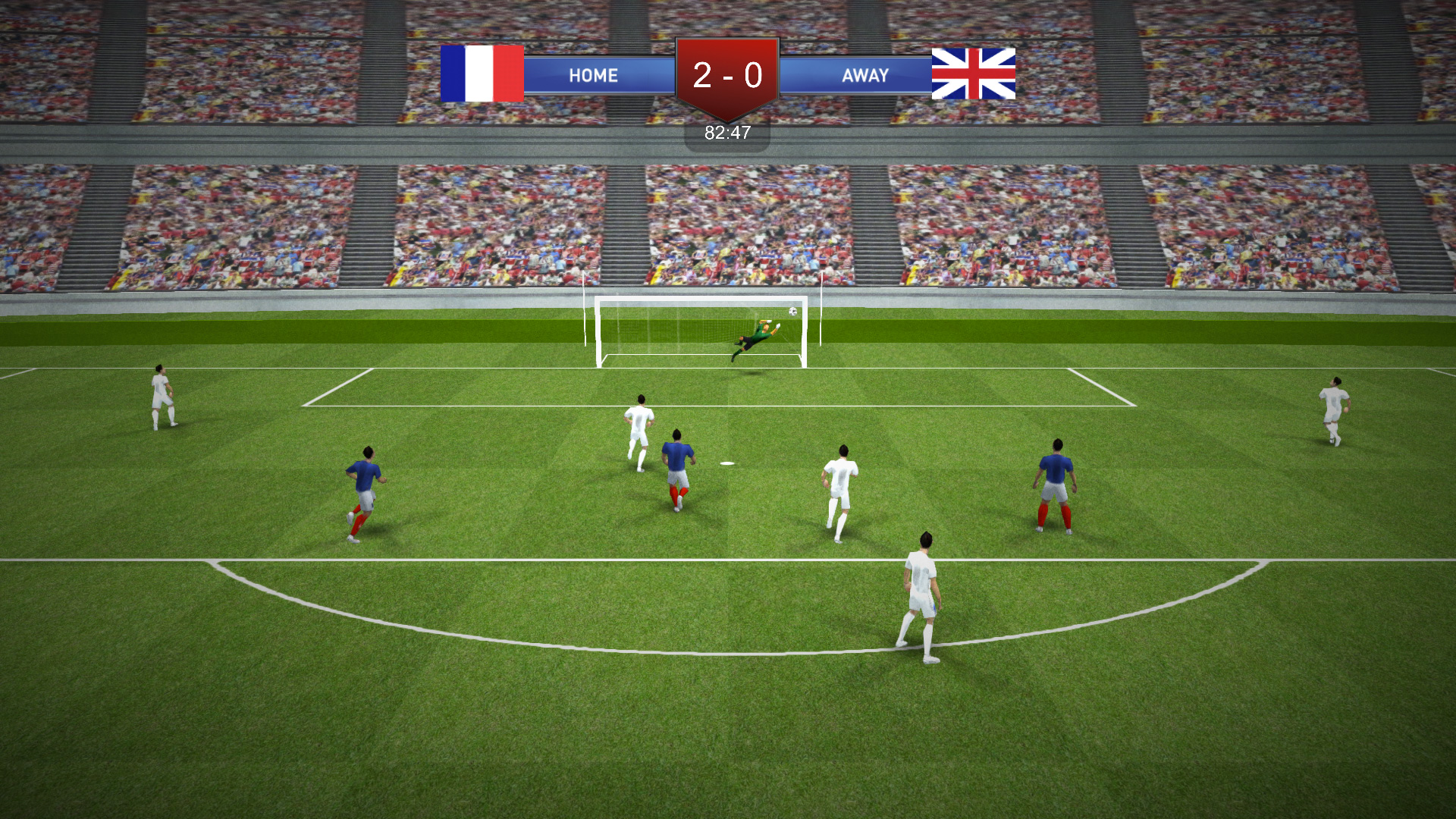 Soccer Pro 2016 — Football, Calico, Fußball, Fútbol screenshot 4