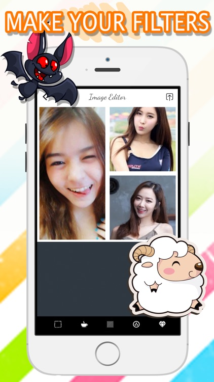 Photo Editor Color Pop Effects : Collage Maker and Creative Design screenshot-3