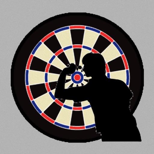 Hard darts scorer