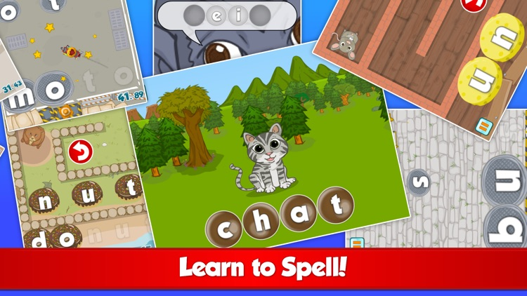 Fun French (School Edition): Language Lessons for Kids