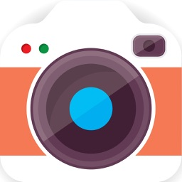 Instacollage camera collage maker plus photo frames , splash color and text effects