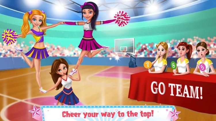 Star Cheerleader - High School Tryouts