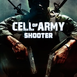 Cell of Army Gear War Shooter