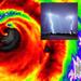 103.US NOAA Storms with NOAA Radar 3D Free  - Tornado Hail Wind Alerts