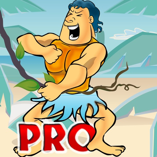 Island Adventure Rope PRO - A Rope Launcher Tarzan