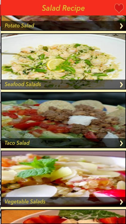2000+ Salad Recipes screenshot-3