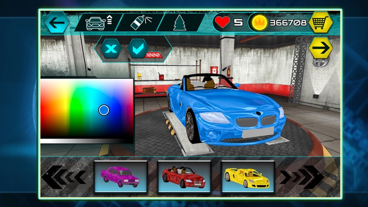 Traffic Driver Racing FREE screenshot-3