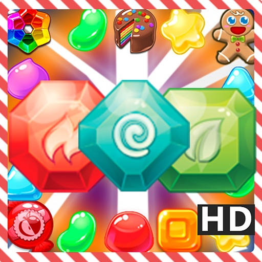 Jewel Mania Blast 3 : Match 3 Puzzle Game