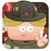 Brave Fireman: Educational Puzzle Game for Kids