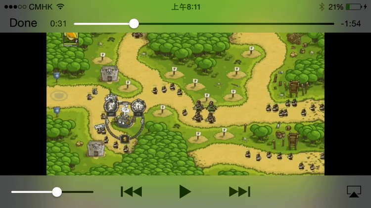 Video Walkthrough for Kingdom Rush