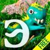 Динозавры - детская энциклопедия Free. Раскраски для детей и малышей. Звуки животных. - iPadアプリ