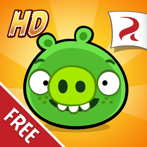 Bad Piggies HD Free icon