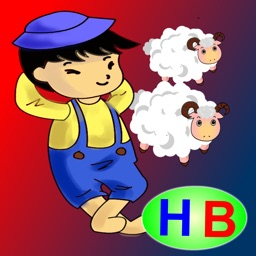 The Shepherd Boy (games and story for kids)