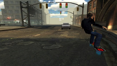 3D Hoverboard Racing - eXtreme Hover-Board Skater Racing Games FREEのおすすめ画像4