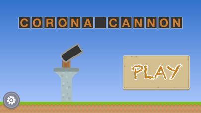 Screenshot from Corona Cannon