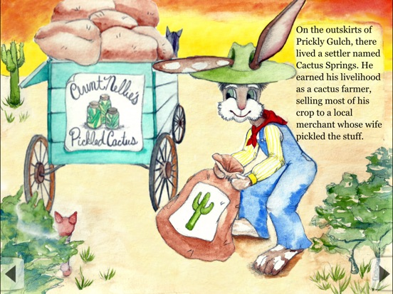 The Shortest Cactus Springs Tale Ever-ipad-1