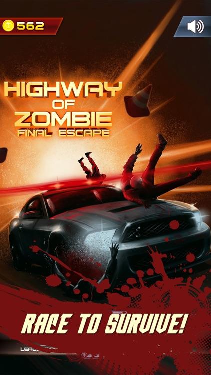 Highway of Zombie - Final Escape screenshot-3