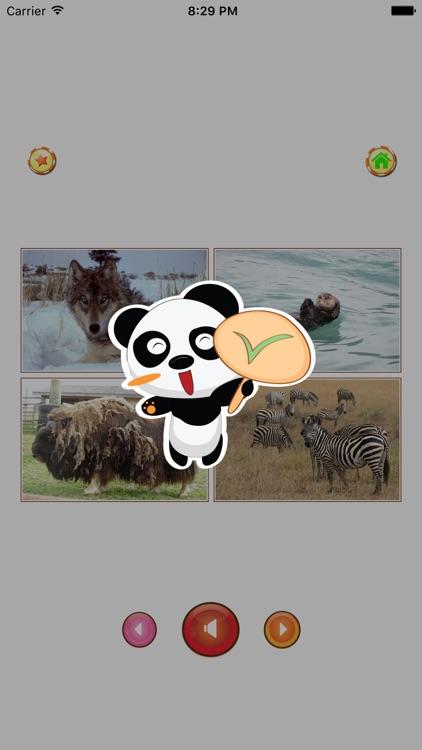 Animal sounds - App for kids screenshot-3