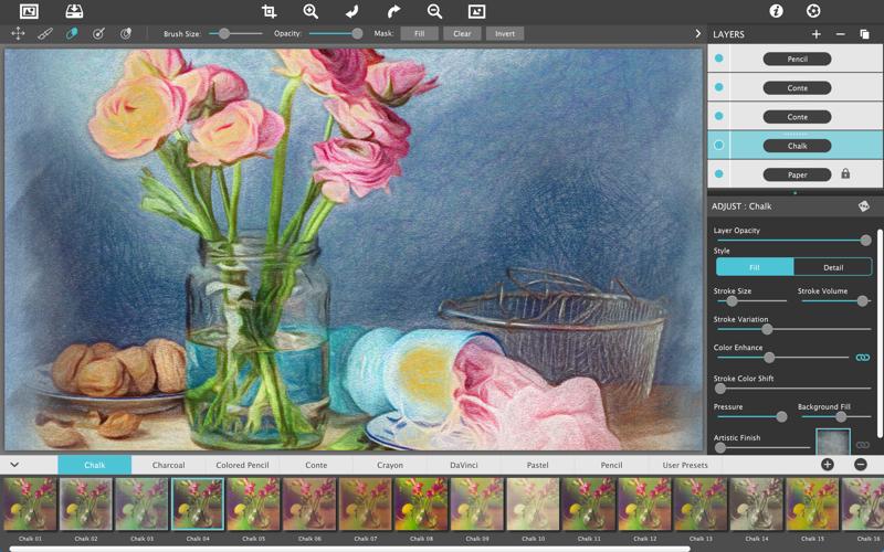 Pastello Screenshots