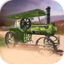 Steam Tractor Race