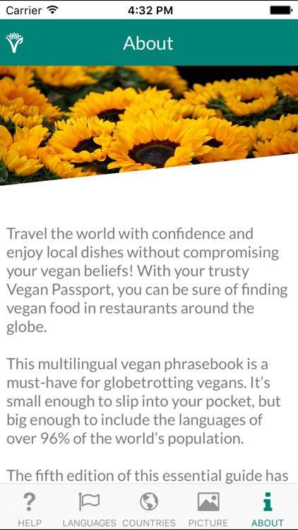 Vegan Passport screenshot-4