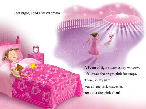 pinkalicious and planet pink by victoria kann on apple books