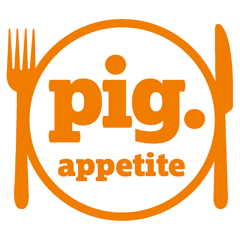 pig appetite - Mahlzeit